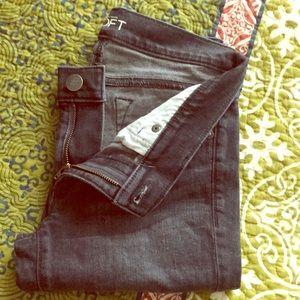 FINAL OFFER - Like new Loft Modern Skinny Jeans